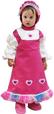 Pegasus - Disfraz para carnaval de Masha 1-2 años: Amazon.es: Bebé
