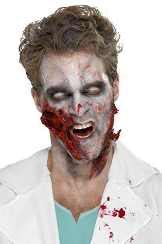 Halloween Professional Quality Zombie Clear Liquid Latex Special FX Effects 3D Make Up Fancy Dress Costume Accessory