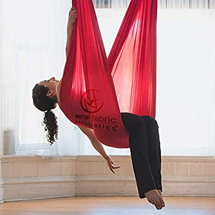 Amazon.com: Aerial Yoga Hamaca: Sports & Outdoors
