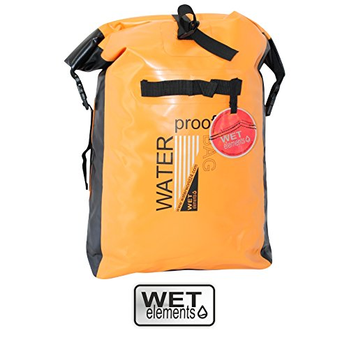 Orange noir - 40 L VoluHommes Wet de EleHommests Back Pack Heavy One
