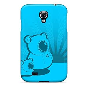 New SpaceSubs Super Strong Sf Droid And Dog Tpu Case Cover For Galaxy S4
