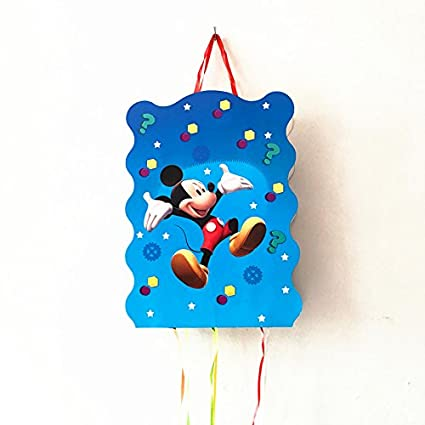 Party Propz Mickey Mouse Pinata Khoibag For Birthday Decoration Amazonin Toys Games