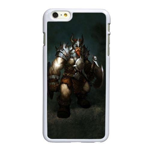 T8R58 atlantica viking ligne E8A3CR coque iPhone 6 4.7 pouces Cas de couverture de téléphone portable coque blanche KN5EOM1EK
