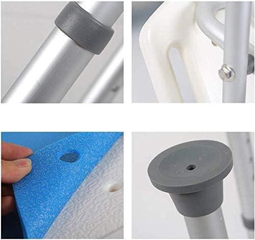 GUO Haushalt Rutschfester Duschhocker Duschhocker Badezimmer - Dusche Komfort Einstellbare Aluminum Alloy Badhocker Kreative multifunktionale Duschhocker