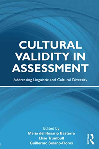 Cultural Validity in Assessment (Language, Culture, and...