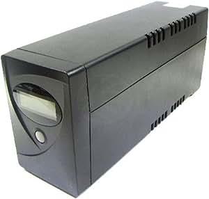Cablematic-Line Interactive UPS 600VA Sine Prosine 3-cei