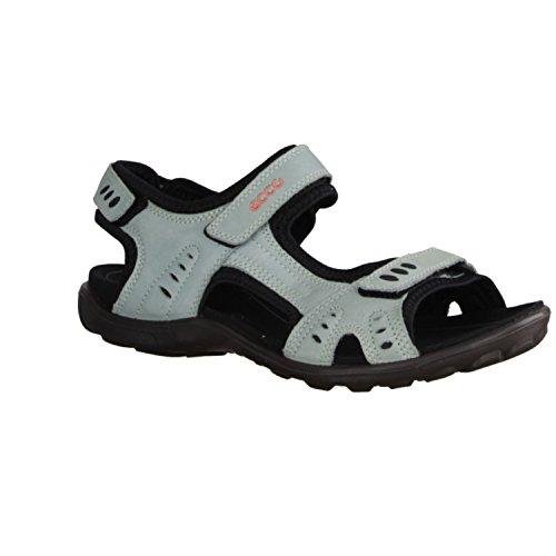 Ecco Ecco All Terrain Lite 027743/02400Mujer sandalette deportivo suelo Ice Flower
