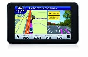 Garmin Nuvi 3490LMT GPS Satnav 4.3-inch screen European maps, Voice activation, Lifetime 3D traffic, Lifetime maps and traffic, Guidance 2, Lane Assist - European maps ONLY on this unit!