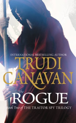 The Rogue (The Traitor Spy Trilogy Book 2) by [Canavan, Trudi]