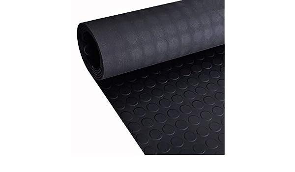 2m Garaje Taller Caucho Piso esterating Rodar 1.5m width x 3mm Grueso (ACUÑAR): Amazon.es: Coche y moto
