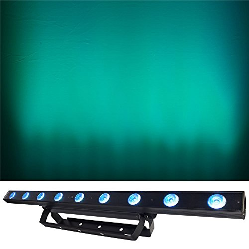 Chase Lighting - CHAUVET DJ COLORband H9 USB Hex-Color LED Linear Strip/Wash Light w/Chase Effect Lighting | LED Lighting