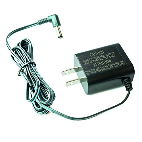 MyVolts 9V Power Supply Adaptor Compatible with Casio KL-7000 Label Printer - US Plug by MyVolts (Image #4)