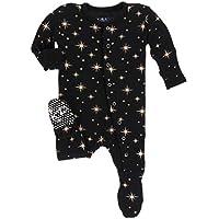 KicKee Pants Baby Print Footies