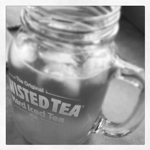 Twisted Tea XL Mason Jar Mug
