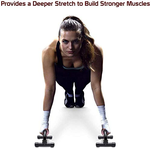 gym push up stand