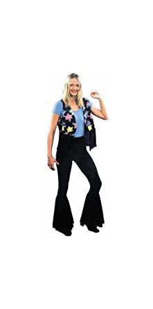 new products be3af e6ec7 Amazon.com  70s Bell bottom Pants  Clothing