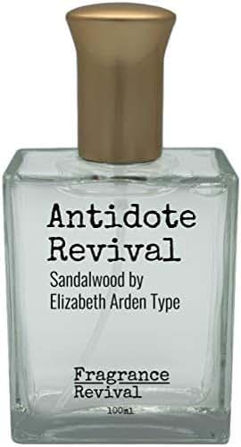 Antidote Revival, Sandalwood by Elizabeth Arden Type