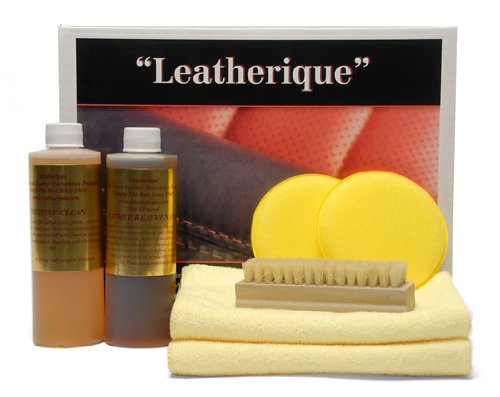 - Leatherique 8 oz.Kit