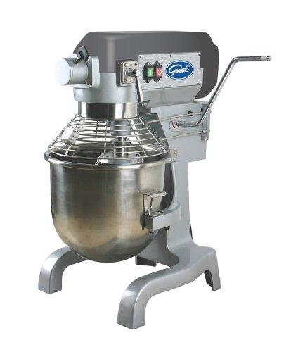 20 Quarts Dough Mixer Mix Dough - 5