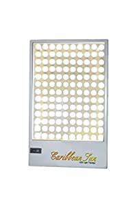 10,000 LUX Sunlight Therapy - LED Light Therapy Desk Lamp with 108 LED Lamps - UV Protected to Combat Winter Blues, Winter Associated Sleep Disorder, Fatigue & Jetlag
