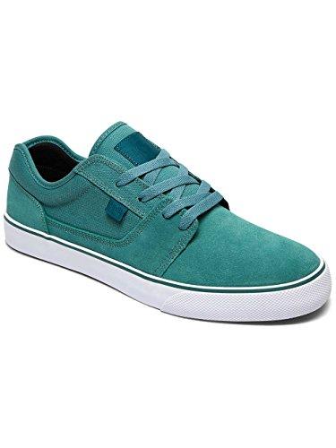 DC Shoes Tonik, Sneakers Basses Homme Vert - Sage