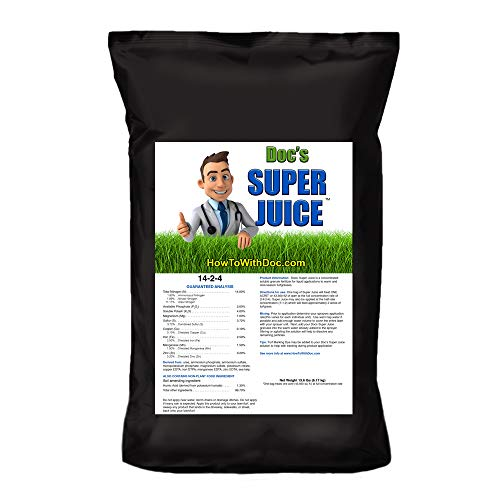Super Juice All in One Soluble Lawn Fertilizer