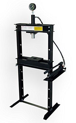 Pressa Idraulica Manuale Pressatrice 12 Ton Sogi P12 M Piegatrice