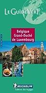 Belgique - Luxembourg, N°511 par Vert