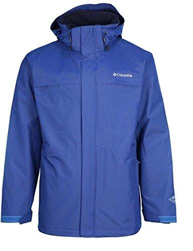 Columbia Men Arctic Trip II Interchange Omni-Heat Winter Jacket (L) by Columbia