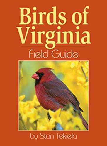 Birds of Virginia Field Guide