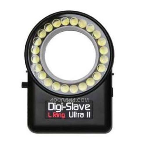 Digi-Slave L-Ring Ultra II, Ring Light for Close-Up & Macro Photography by Digi-Slave