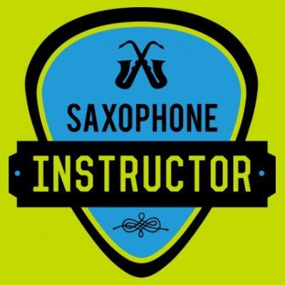 Sudadera con capucha de mujer Saxophone Instructor by Shirtcity verde limón