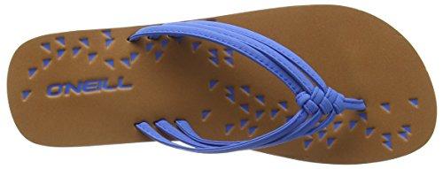 ONeill Ditsy 609522 Damen Zehentrenner Blau (Surf the Web 5112)