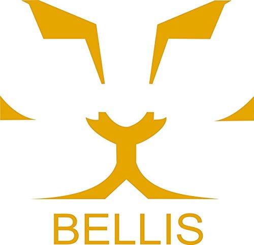 BELLIS mujer Vaqueros BELLIS Azul Vaqueros para para EwqgfW0B