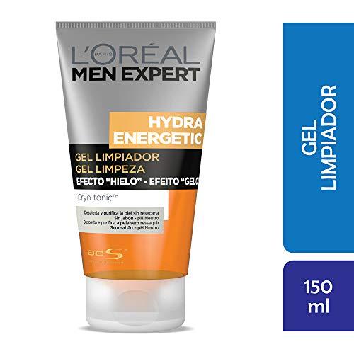 Gel limpiador hombre, Men Expert L'Oréal Paris, 150 ml