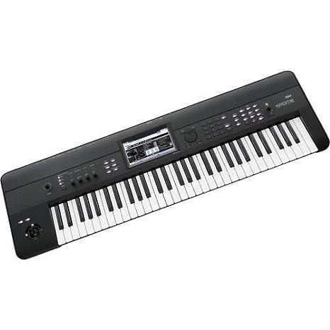 Korg KROME61 - Krome-61 teclado krome 61 teclas: Amazon.es: Instrumentos musicales