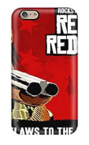 Protection Case For Iphone 6 / Case Cover For Iphone(red Dead Redemption)