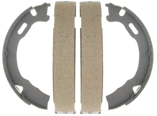 Raybestos 791PG Professional Grade Parking Brake Shoe Set - Drum in Hat