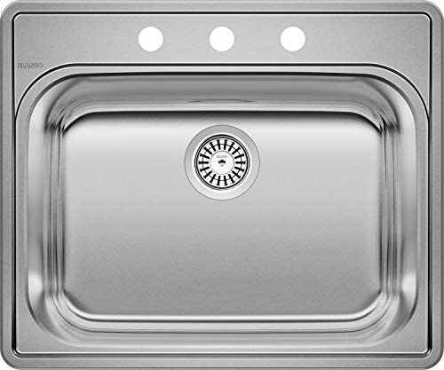 Blanco 441400 Laundry Sink, Stainless Steel