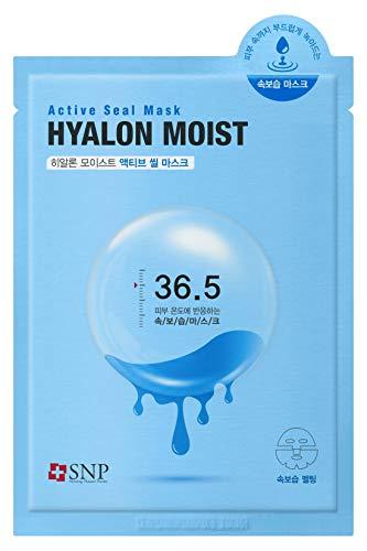SNP Hyalon Moist Active Seal Mask (5 ()
