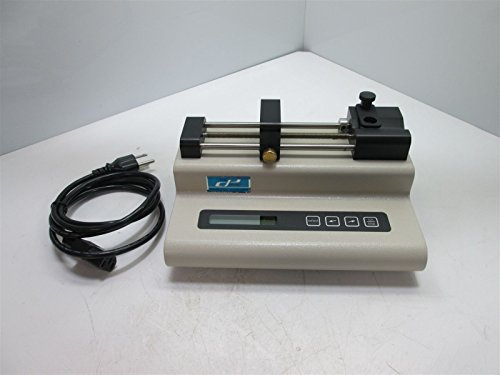 Cole-Parmer 78-0100C Syringe Pump, 100-120VAC 50/60Hz 0.1A, With Power Cord