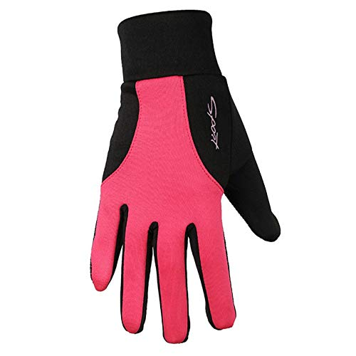 Guanti Red Rose A159 Amdxd Screen Touch Women Cold sportivi Protection q8HCtpw8