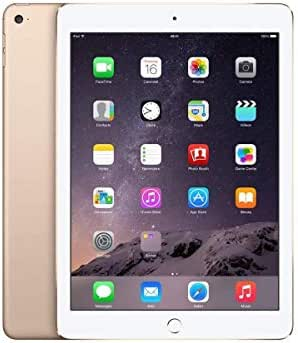 Apple iPad Air 2, 16 GB, Gold, (Renewed)