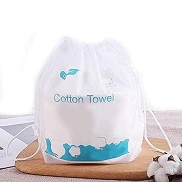 Zyhoue toallitas Secas-toalla Comprimida Tejido Facial de ...