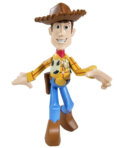 Toy Story Sheriff Woody Deluxe Figure