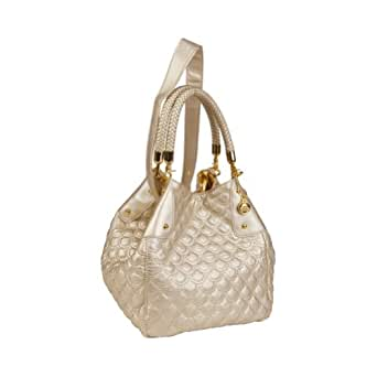 BIG BUDDHA Ariel Shoulder Bag,Gold,One Size