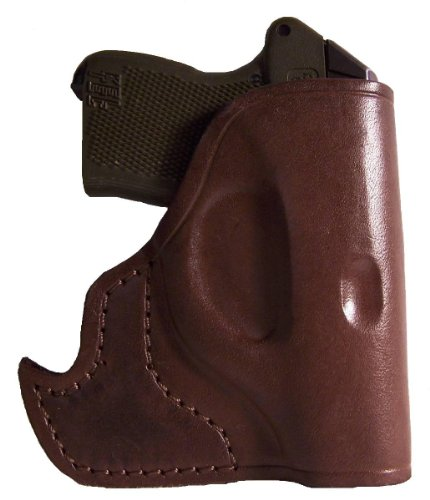 Pro-Tech Outdoors Leather Front Pocket Holster for COLT POCKETLITE .380