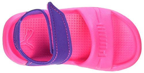 Puma Unisex-Kinder Wild Sandal Injex Inf Low-Top Pink (knockout pink-electric purple 03)