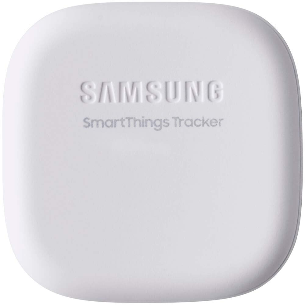 Samsung SmartThings Tracker Live GPS-Enabled Tracking via Nationwide LTE-M Networks Luggage and More White SMV110VZWVB Cars Use for Kids Keys Small Pets Wallets