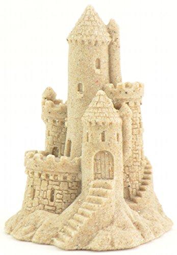 (Collectible Sand Castle Figurine Wedding Table Decor 401 4